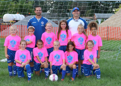 Galaxy Girls U10 1