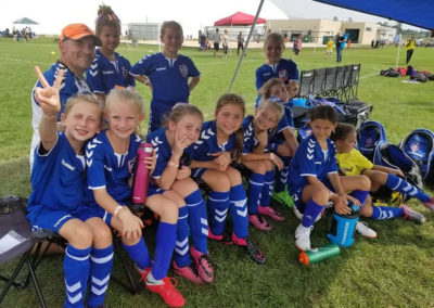 Galaxy Girls U10 3