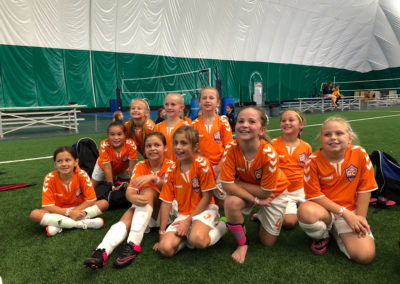 Galaxy Girls U10 7